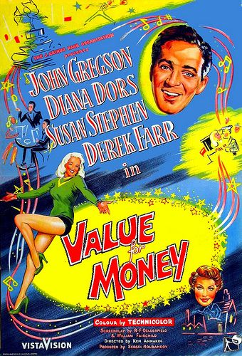 Value for Money film poster