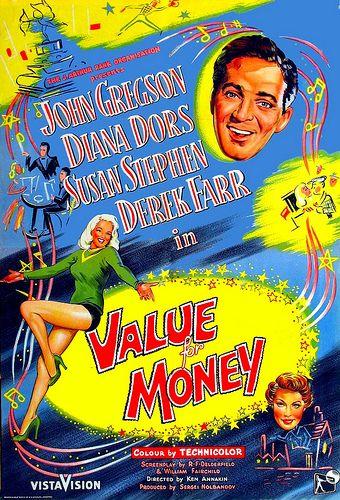 Value for Money film poster